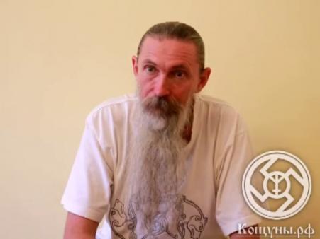 А.В Трехлебов Интервью в Йога лагере Аура 2012