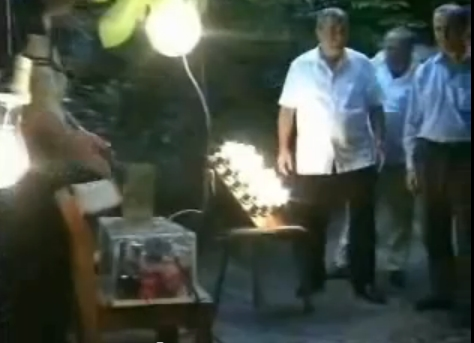 генератор Капанадзе-видео,