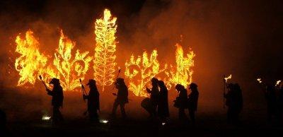Всех с наступившим Имболком и первым днём кельтской весны!
