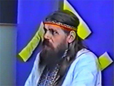 Встреча с Патер Дием Александром в Краснодаре декабрь 2000г.