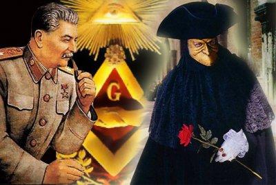 Роман Ключник: Сталин и масоны Часть 8
