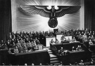 Мирные предложения Адольфа Гитлера 1940 года.