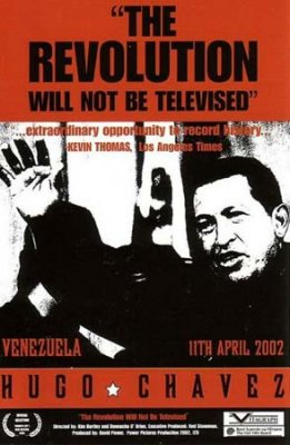 Революцию не покажут по телевизору / The Revolution Will Not Be Televised (Ким Бартли, Донача О Брайан) [2003 г., документальный, DVDRip]