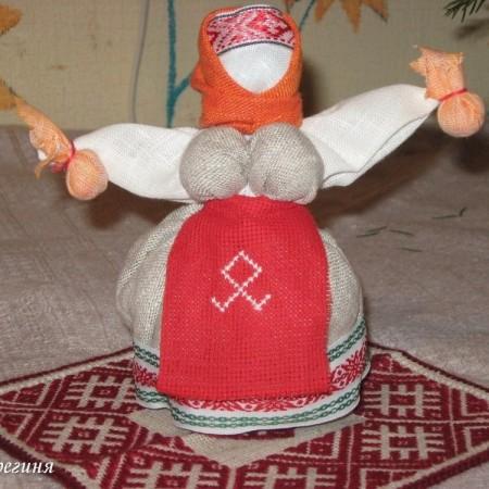 Кукла оберег берегиня как сделать
