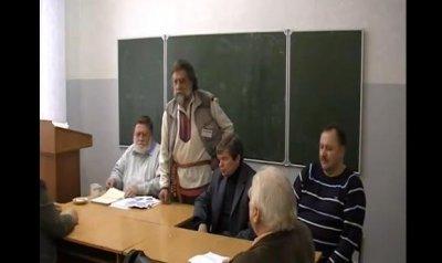 Встреча с Шиловым Ю.А., Ключником Р.Т. в Минске 09.02.2013