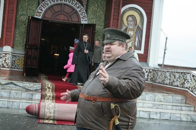 Украина: конец мужского начала.