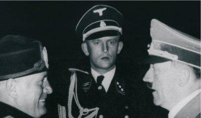 9 лет рядом с Адольфом Гитлером