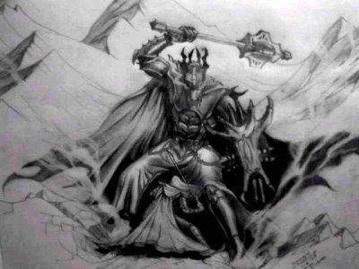 Пурана-катха Или Сказ о Темном Кузнеце