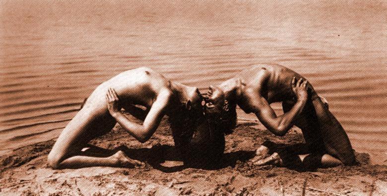 Обнаженная натура в фотографии Третьего Рейха.