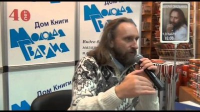 Встреча с Валерием Синельниковым в доме книги Молодая гвардия в Москве 9 декабря 2013г.