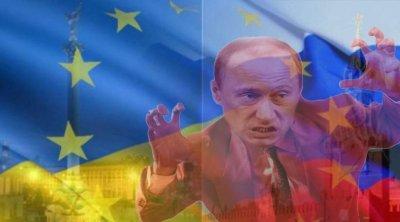 Как В. Путин моментально загнал Украину в НАТО