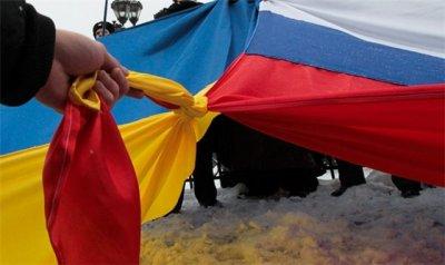 Украина - России