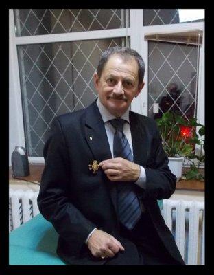 Ушёл из жизни основатель школ по Казачьему Спасу, знаменитый учитель Сергея Данилова - Виктор Михайлович Черников (ТОПОРЪ).