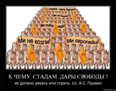 Дмитрий Орлов: У к р а я