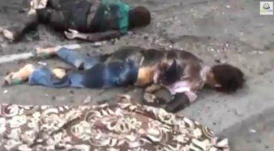 Кровавые последствия бомбежки Луганска. ВНИМАНИЕ слабонервным не смотреть!