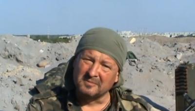 Обращение к гражданам Украины от бойца спец.батальона Леший, позывной Русский