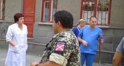 Гуманитарная помощь для больницы №3, г.Луганск