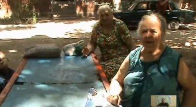 О тех кому нечего терять, брошенные жители Луганска