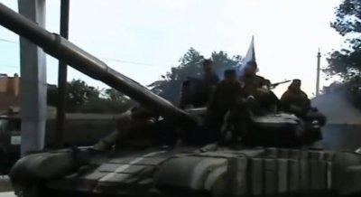 Как спецбатальон «Леший» захватывает танки и славит Перуна