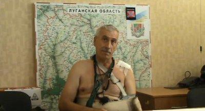 Как Украинский паспорт спас казака от укроповских пуль