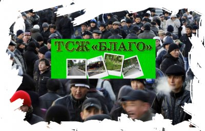 РУССКИЙ ОАЗИС В МИГРАЦИОННОЙ ТОЛПЕ