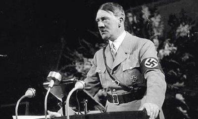 Из речи А.Гитлера в Берлине от 30.01.1940 г.