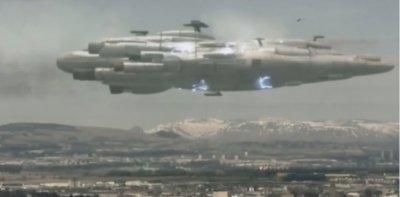 Документальный проект. НЛО. Шпионская война