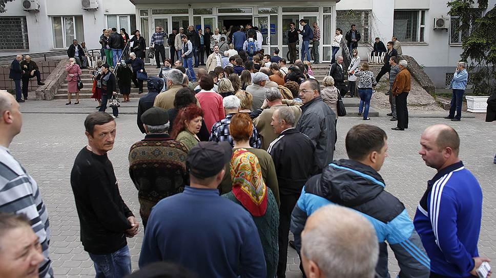 Донбасс – не Украина. Донбасс трамплин для возрождения России