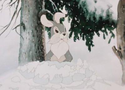 """Мультик """"Храбрый заяц"""""""