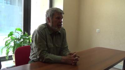 Встреча с Георгием Сидоровым в Новосибирске 15.06.15