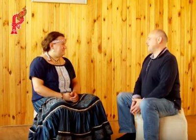 Беседа с ведуньей Ариной Никитиной