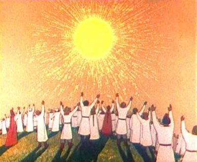 Славяне - дети солнца