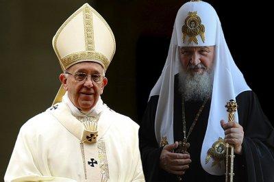 Встреча Папы Римского и патриарха РПЦ на оборотах миллиардов и Украинский вопрос