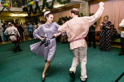 Пляс - как творчество и пляс как путь к здоровью, бодрости духа, слияния души и тела! Семинар в Москве.