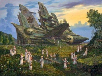 Братство Сварога: Русские Праздники – Пасхетъ и Лельник!