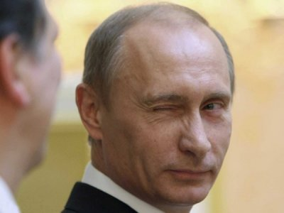 Реал-политик Путина В.В.