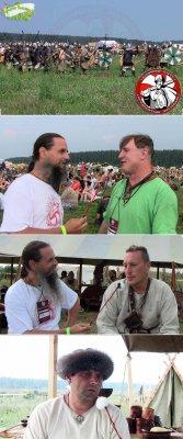 Обзорная передача Фестиваль «Былинный берег 2016»