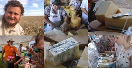 В Москве пройдет ярмарка русского сыра
