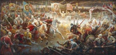 Восстановим ключевые события героического прошлого Руси: Битве при Молодях – 440 лет.