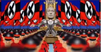 Зомби путинистам.