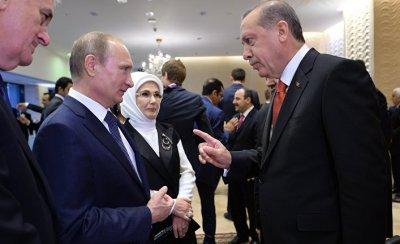 Масонские игры в криптоколонии: почему Путин прогнётся под Турцию и простит Эрдогану «нож в спину»
