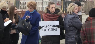 В Якутске прошёл Народный Сход против чеченского беспредела
