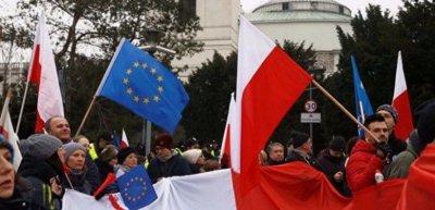 Почему нам невыгодно восстание леволибералов и глобалистов в Польше