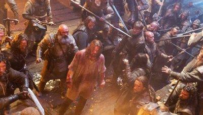 Фильм «Викинг» 2016: Грязный, тупой и не разумный Данила (видео)