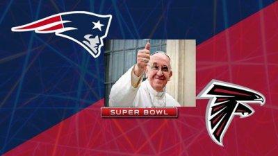 Папа Римский благословил Американскую революцию.