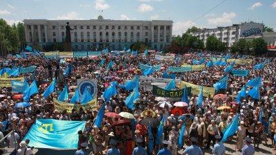 Как в Крыму судят противников присоединения к России