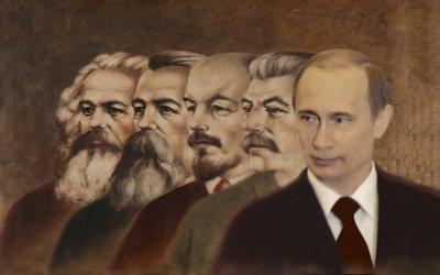 """Мнение Рахимера: неизбежное """"прекрасное"""" будущее Путина"""