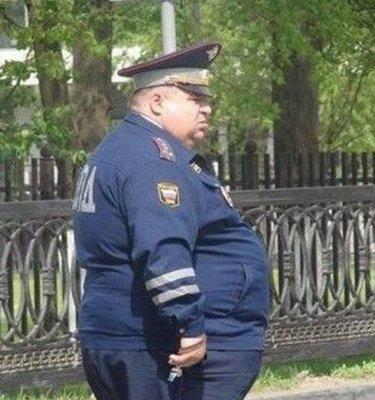 Мнение Рахимера: Пузология или что общего между пузом попа и пузом гаишника. Советы как растолстеть или похудеть.
