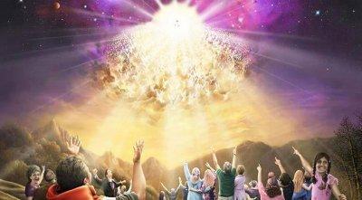 Предисловие пред приходом в этот мир Всевышнего в теле человека.