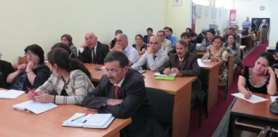 Ряд проектов по русскому языку в Таджикистане реализовывает Русская гуманитарная миссия
